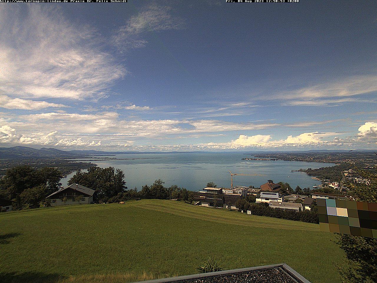 Lindau en de Bodensee (401 meter)
